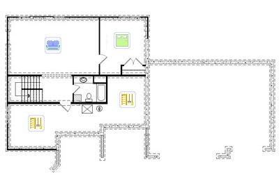 House Plans Lower Level