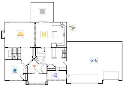 House Plans Main Floor