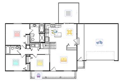House Plans Main Floor