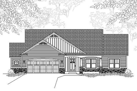 Angelina House Plan Details