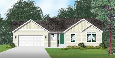 Belsay House Plan Details