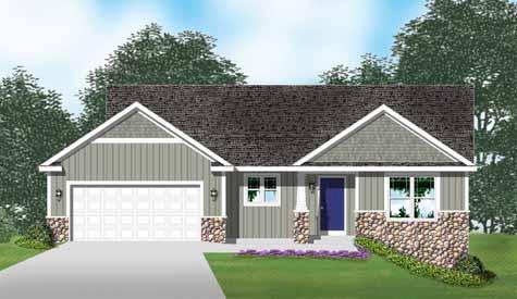 Benton House Plan Details
