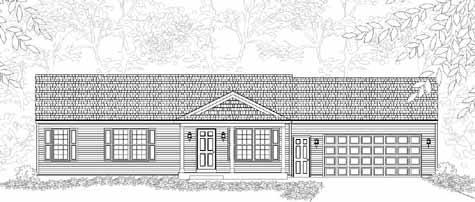 Birchcrest House Plan Details