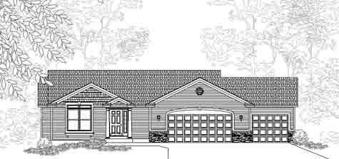 Briarwood House Plan Details