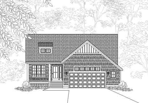Brightwood House Plan Details