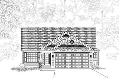 Brookdale House Plan Details