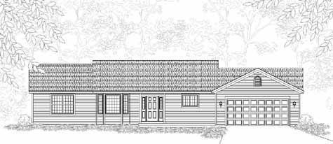 Callaway House Plan Details