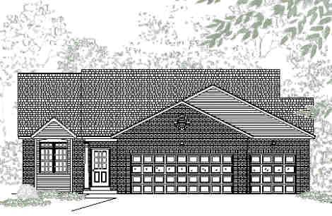 Camfield House Plan Details