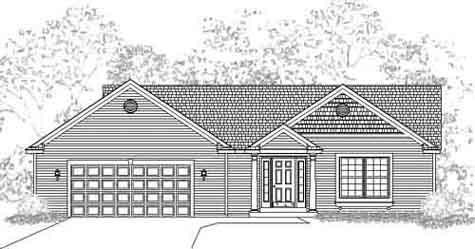 Candler House Plan Details