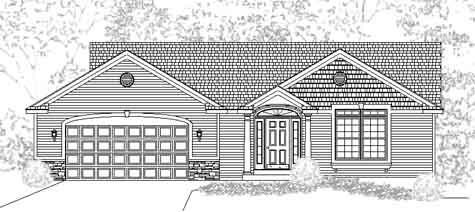 Canterbrook House Plan Details