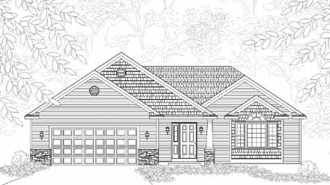 Canterfield House Plan Details
