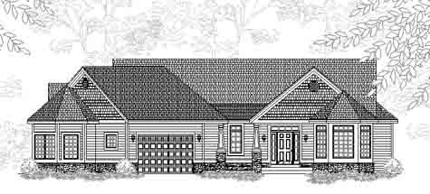 Dickson House Plan Details