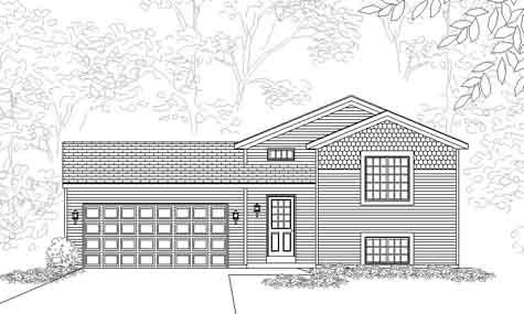 Draymore House Plan