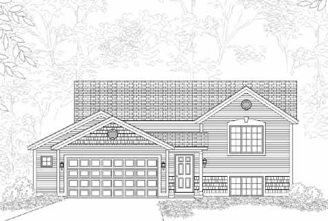 Edgehill House Plan Details