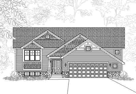 Fieldcrest House Plan Details