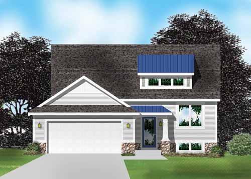 Fincastle House Plan