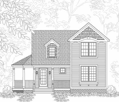 Glenhaven House Plan Details