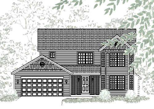 Glessner House Plan Details