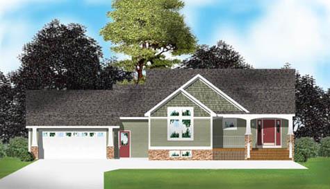 Lodgestone House Plan Details