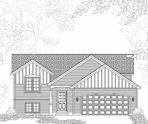 Mansfield House Plan Details