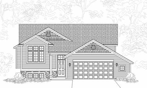 McGregor House Plan Details