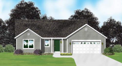 Somersby House Plan