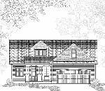 Melbourne House Plan Details